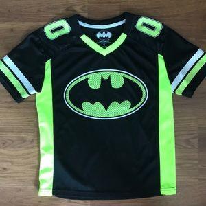Batman football jersey